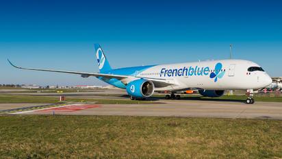 F-HREU - French Blue Airbus A350-900