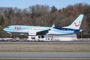 OO-TMA - TUI Airlines Belgium Boeing 737-8 MAX aircraft