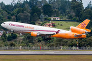 N986AR - Centurion Air Cargo McDonnell Douglas MD-11F aircraft