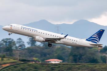HK-4453 - Copa Airlines Embraer ERJ-190 (190-100)