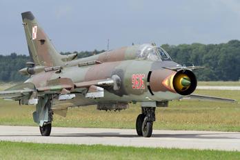 9616 - Poland - Air Force Sukhoi Su-22M-4
