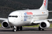 EC-LVR - Air Europa Boeing 737-800 aircraft