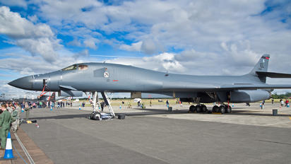 85-0060 - USA - Air Force Rockwell B-1B Lancer