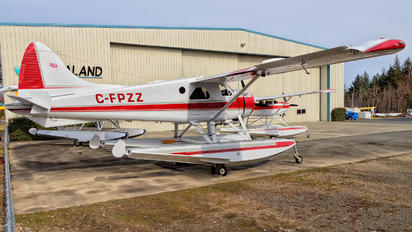 C-FPZZ - Private de Havilland Canada DHC-2 Beaver