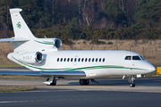 M-CELT - Private Dassault Falcon 7X aircraft