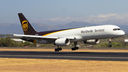 N470UP - UPS - United Parcel Service Boeing 757-200F