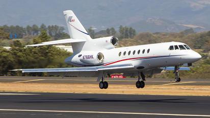 N766HK - Private Dassault Falcon 50