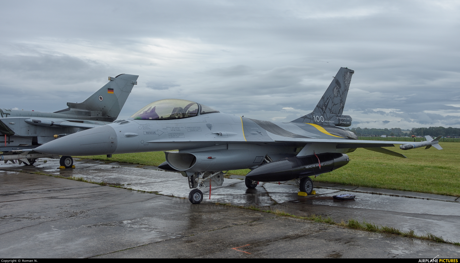 FA-132 - Belgium - Air Force General Dynamics F-16A Fighting