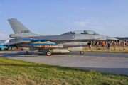 J-368 - Netherlands - Air Force General Dynamics F-16B Fighting Falcon aircraft