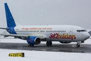 G-GDFF - Jet2 Boeing 737-800 aircraft