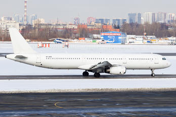 VP-BHN - Nordwind Airlines Airbus A321