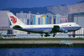 B-2448 - Air China Boeing 747-200