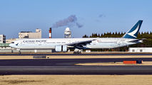Cathay Pacific B-HNK image