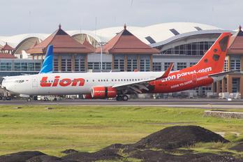 PK-LJF - Lion Airlines Boeing 737-900ER