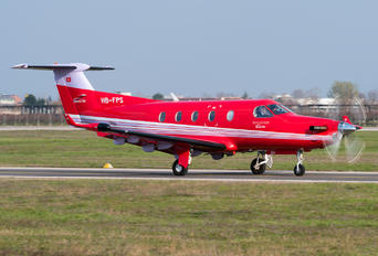 HB-FPS - Redex Air Pilatus PC-12