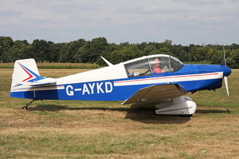 G-AYKD - Private Jodel DR1050 Ambassadeur