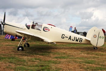 G-AJWB - Private Miles M.38 Messenger