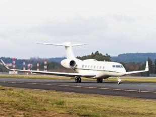 8P-ASD - Private Gulfstream Aerospace G650, G650ER
