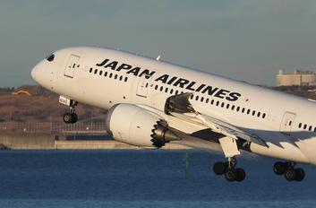 JA834J - ANA - All Nippon Airways Boeing 787-8 Dreamliner