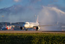 Delivery of new Airbus A320 for Air France