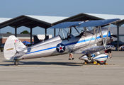 N942CC - Private Boeing PT-17 Kaydet aircraft