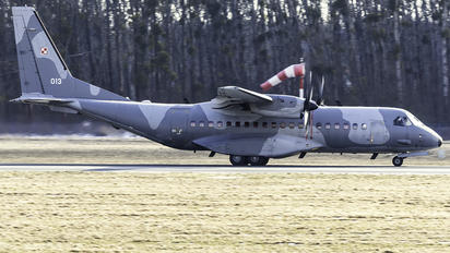 013 - Poland - Air Force Casa C-295M