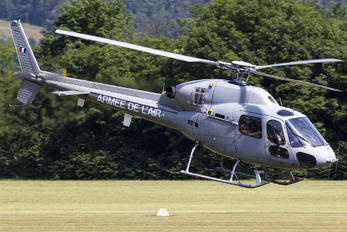 5516 - France - Air Force Eurocopter AS555AN Fennec