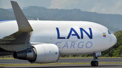 N312LA - LAN Cargo Boeing 767-300F