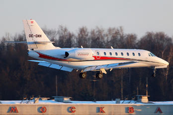 OE-GMM - Private Cessna 680 Sovereign