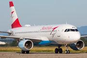 OE-LBQ - Austrian Airlines/Arrows/Tyrolean Airbus A320 aircraft
