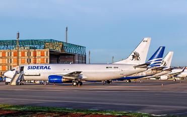 PR-SDM - Sideral Air Cargo Boeing 737-400SF