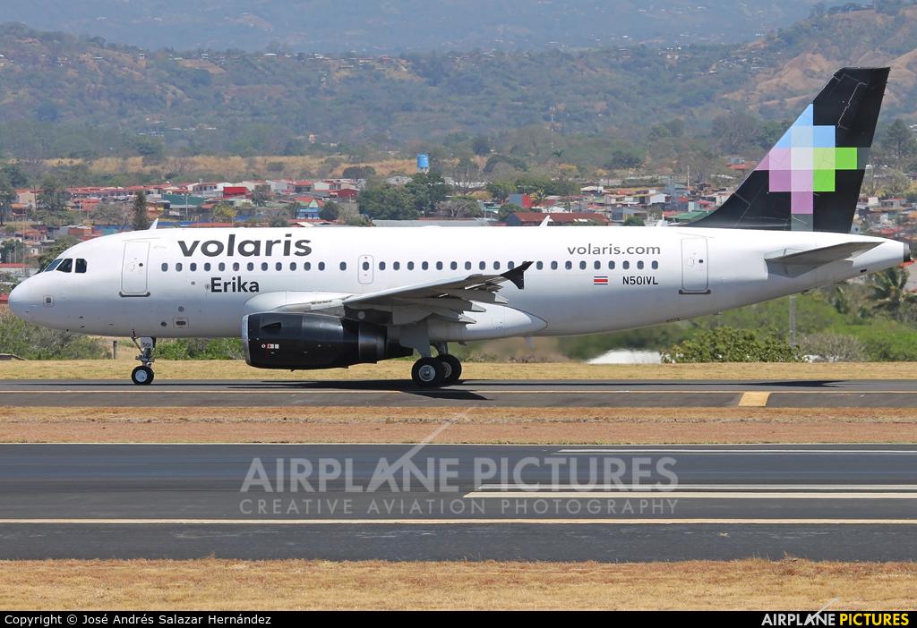 Volaris N501VL aircraft at San Jose - Juan Santamaría Intl