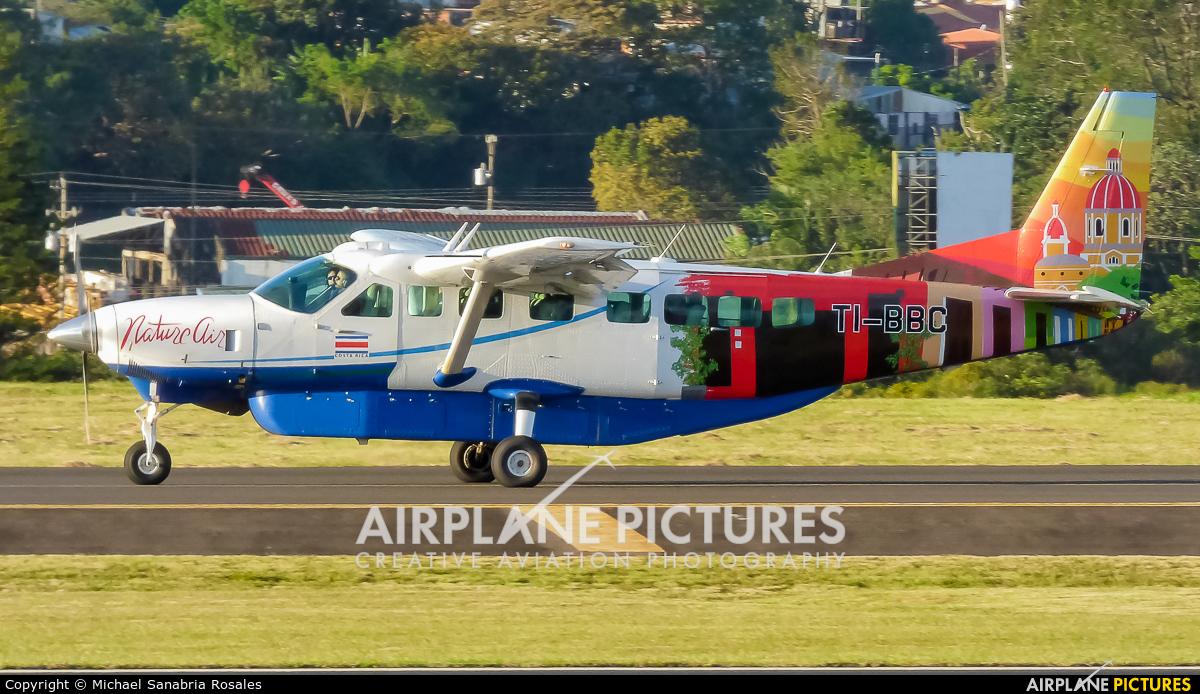 Nature Air TI-BBC aircraft at San Jose - Juan Santamaría Intl
