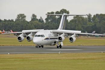 QQ102 - UK - QinetiQ British Aerospace BAe 146-100/Avro RJ70