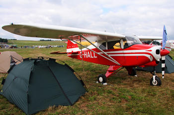 G-HALL - Private Piper PA-22 Tri-Pacer