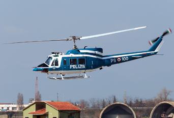 MM86157 - Italy - Police Agusta / Agusta-Bell AB 212AM