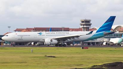 PK-GPW - Garuda Indonesia Airbus A330-300