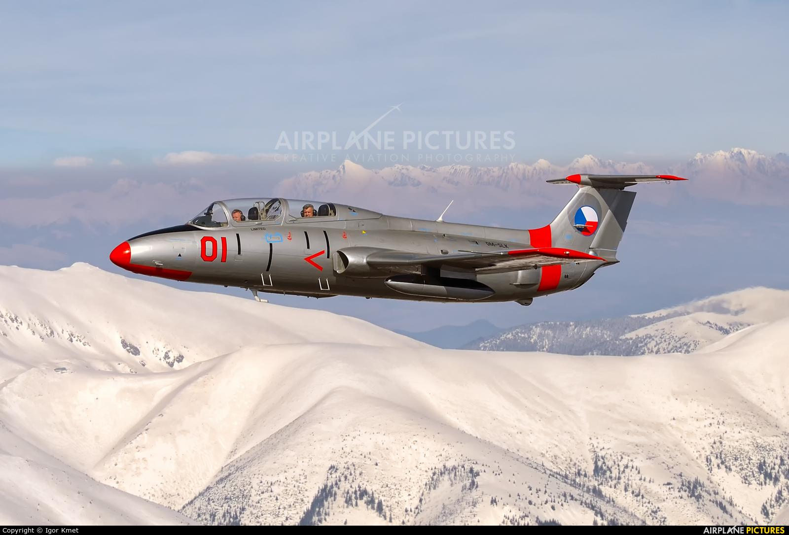 Private OM-SLK aircraft at In Flight - Slovakia