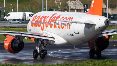 G-EZIN - easyJet Airbus A319