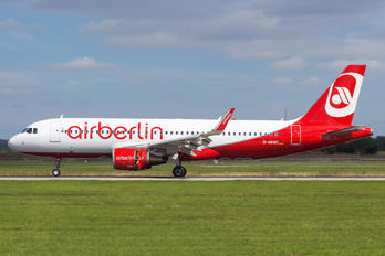 D-ABNO - Air Berlin Airbus A320