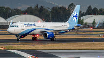 XA-FUN - Interjet Airbus A320 aircraft