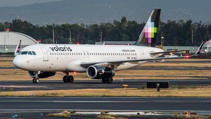 XA-VLX - Volaris Airbus A320