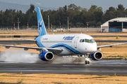XA-NGO - Interjet Sukhoi Superjet 100 aircraft