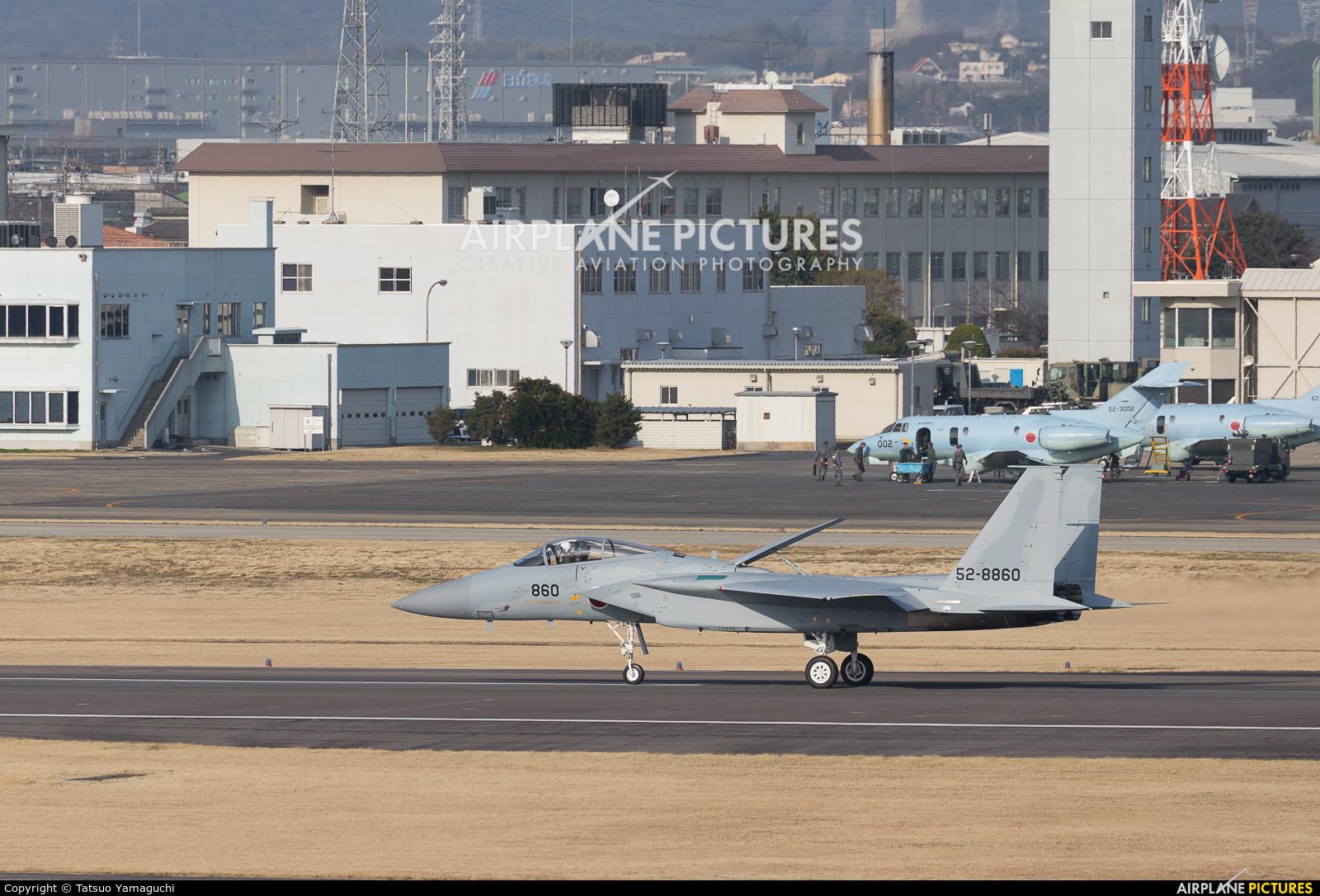 Japan - Air Self Defence Force 52-8860 aircraft at Nagoya - Komaki AB