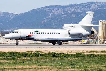 F-HMOE - Private Dassault Falcon 7X
