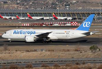 EC-MMY - Air Europa Boeing 787-8 Dreamliner