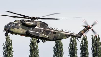 84 + 87 - Germany - Army Sikorsky CH-53G Sea Stallion