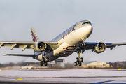 A7-ACF - Qatar Airways Airbus A330-200 aircraft