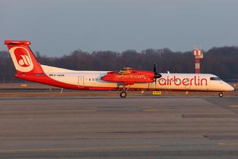 D-ABQM - Air Berlin de Havilland Canada DHC-8-400Q / Bombardier Q400