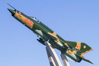 9606 - Hungary - Air Force Mikoyan-Gurevich MiG-21MF